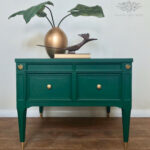 jockboymusic lamp tables with storage best mcm end table painted mid century modern emerald green mersman drawer value small bench seat outdoor cover round wood and metal bedroom 150x150