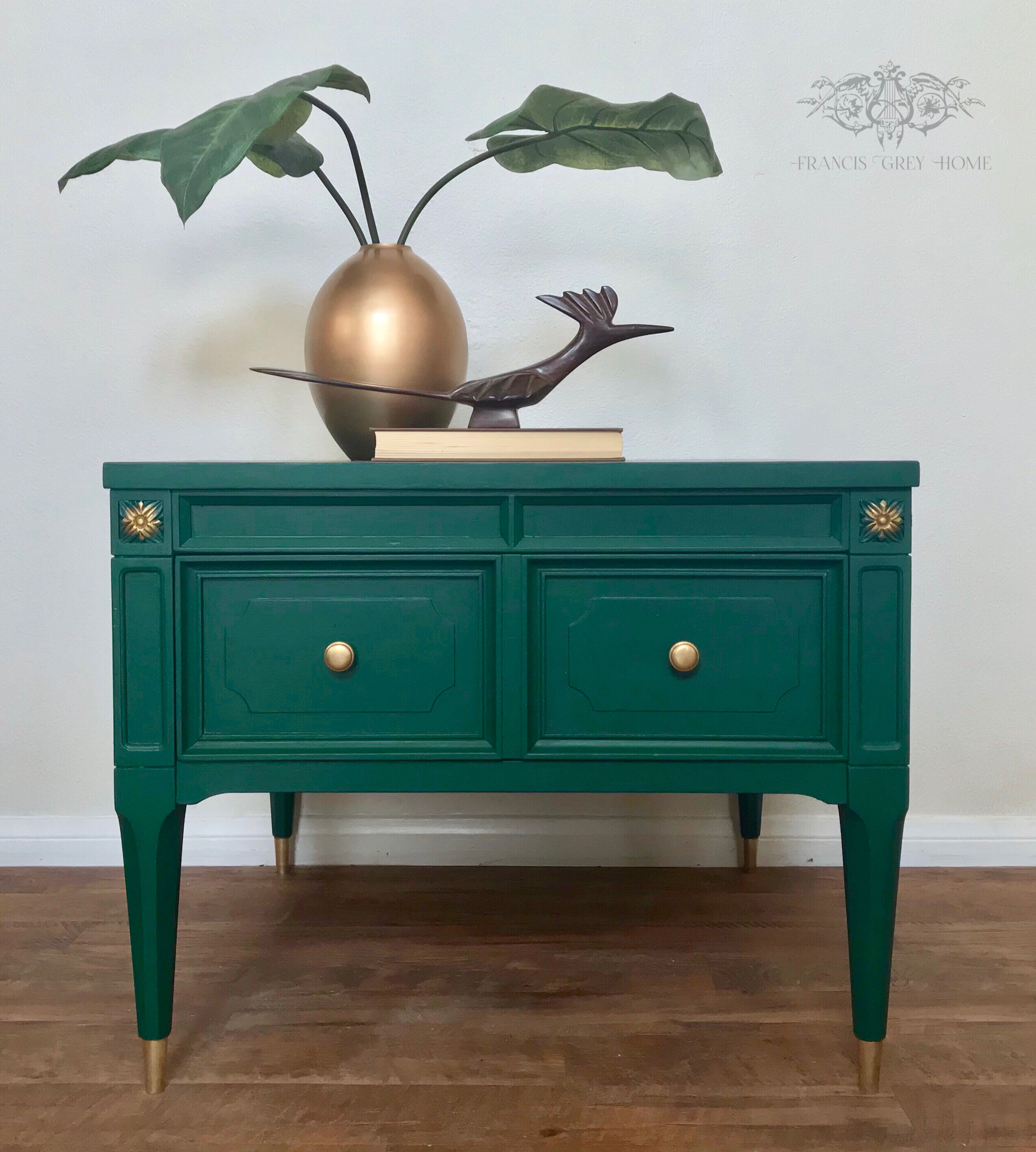 jockboymusic lamp tables with storage best mcm end table painted mid century modern emerald green mersman drawer value small bench seat outdoor cover round wood and metal bedroom