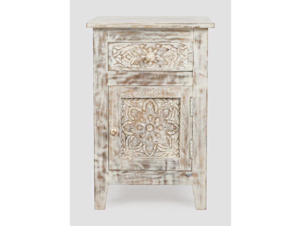 jofran global archive hand carved accent table coconis products color chest archivehand ashley furniture piece set glass with gold legs small concrete pub height and chairs home
