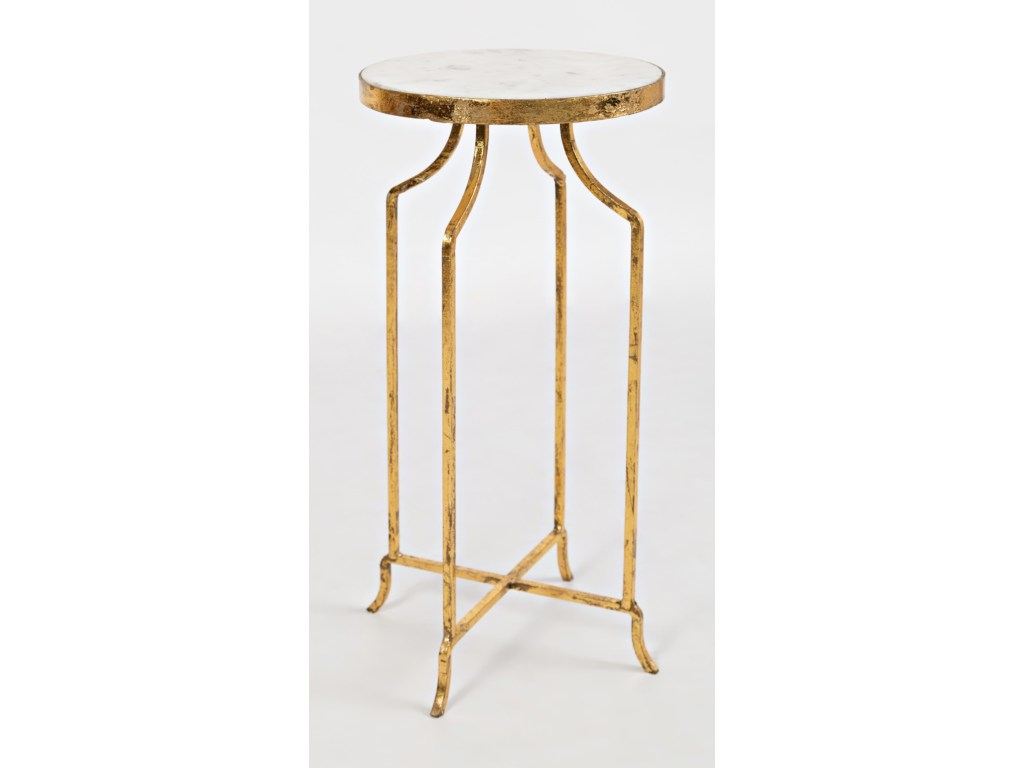 jofran global archive marble and golde round accent table products color threshold copper archivemarble gold glass top end with drawer long runners coffee chairs leick corner desk