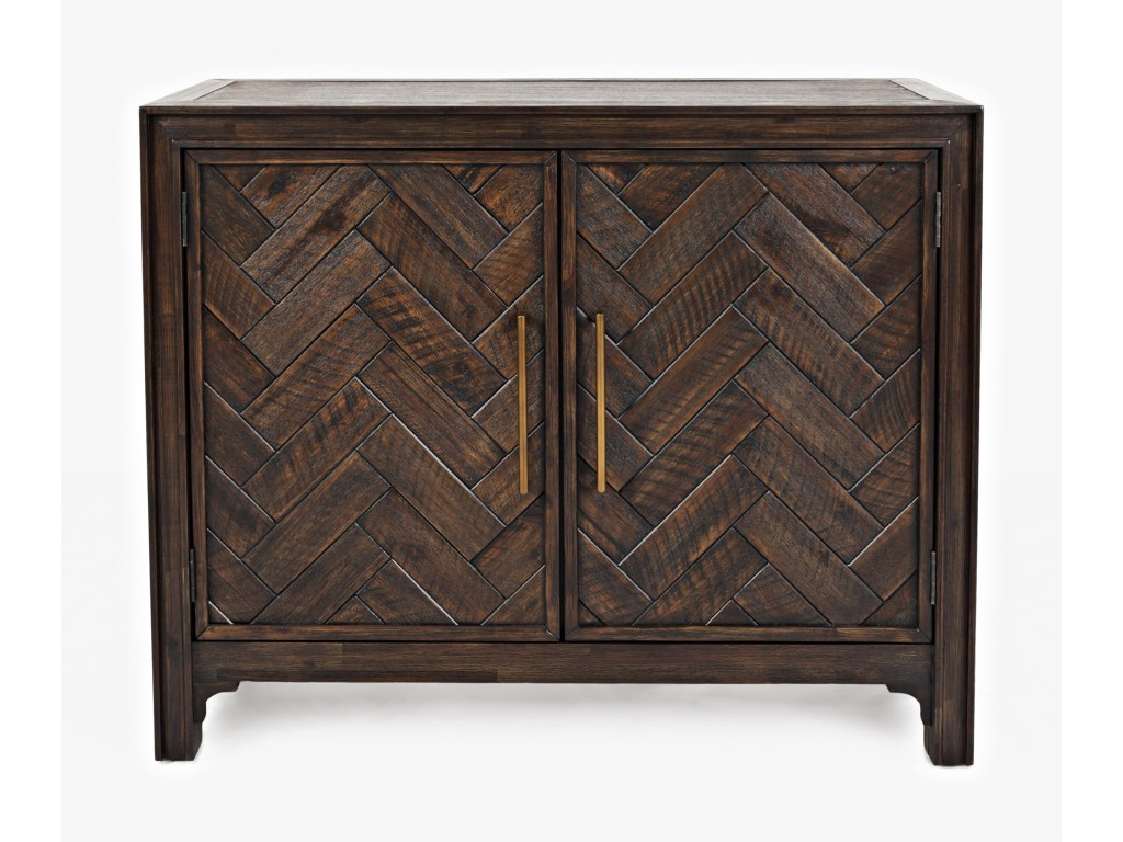 jofran gramercy dark chevron door accent cabinet colder products color gold wire table furniture and appliance chests wood kitchen sets black silver end tables inch round white