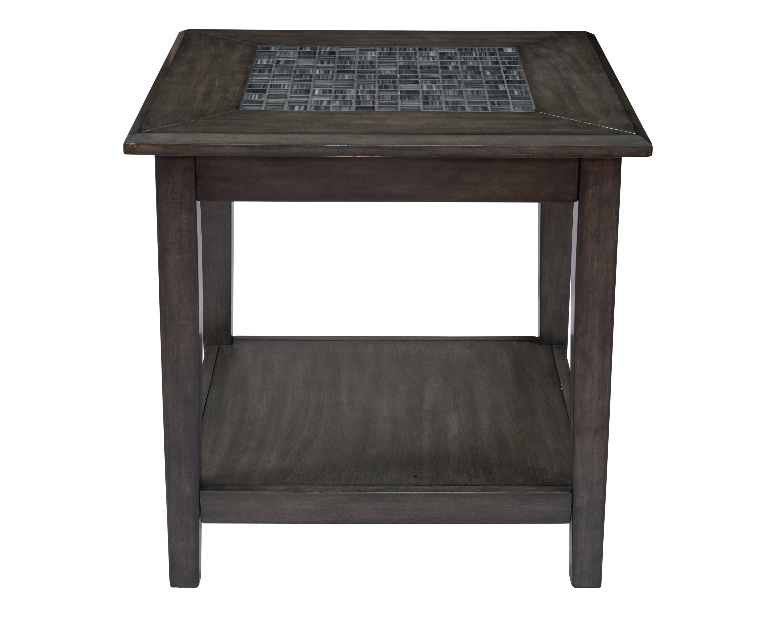 jofran greystone end table rotmans tables products color grey mosaic accent round outside cover outdoor and chairs side tablecloth glass coffee making wood dining room target