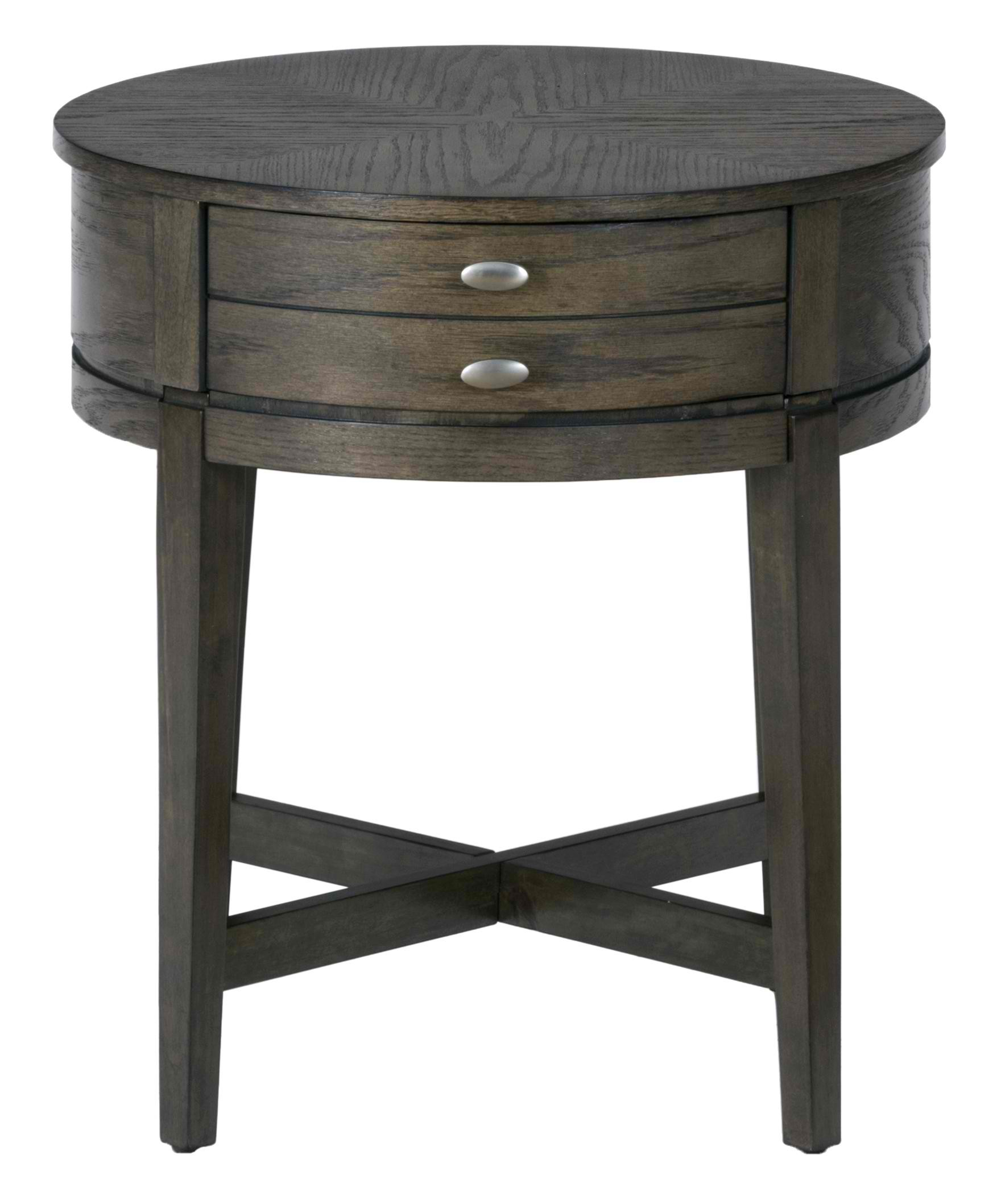 jofran miniatures antique gray oak round end table with painted light accent tables dining ornaments squares linens metal side wood top outdoor patio cooler stand alone umbrella