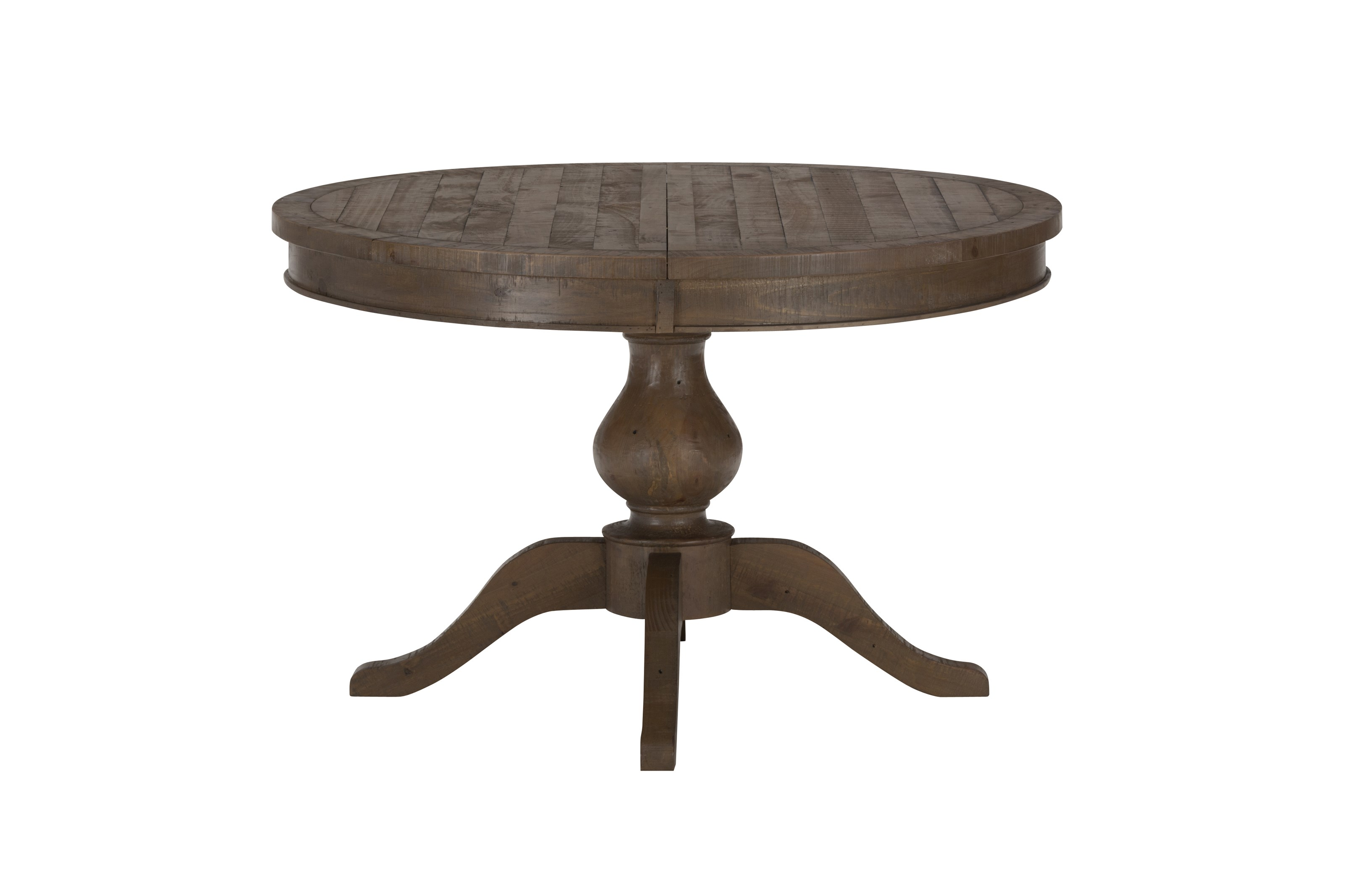 jofran slater mill pine reclaimed round oval dining table products color small accent coconis furniture mattress tables safavieh couture patio and chairs pedestal end outdoor