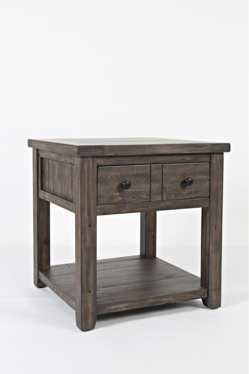 jofran south hill madison county end table frcoqaghxhjw barnwood accent small bedroom decorating ideas luxury tablecloths home goods dressers leick furniture mission wardrobe