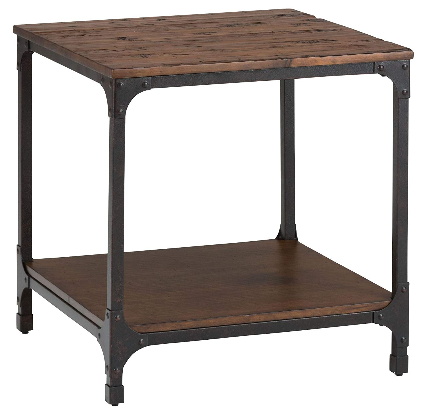 jofran urban nature wood square end table pine accent kitchen dining inexpensive side tables pier one furniture catalog ikea storage bench seat farm style antique chairside high