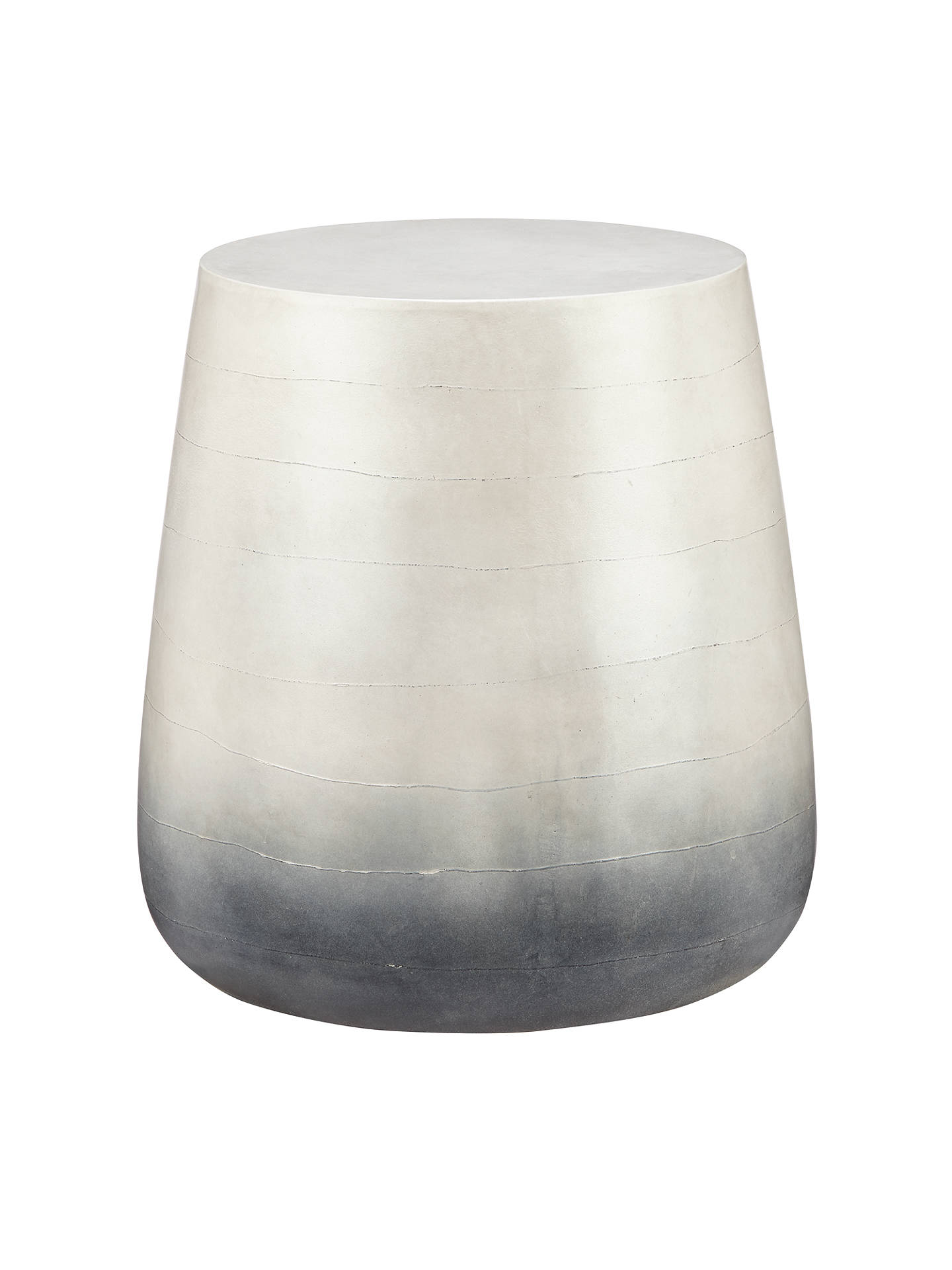john lewis leia concrete outdoor side table partners johnlewis pier one dining room tables white and gold console sliding door wood metal round modern furniture ottawa accent