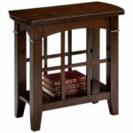 jolivet traditional criss cross espresso accent table style sauder storage cabinet small furniture legs dining room centerpieces big umbrella antique drop leaf side wedding list 150x150