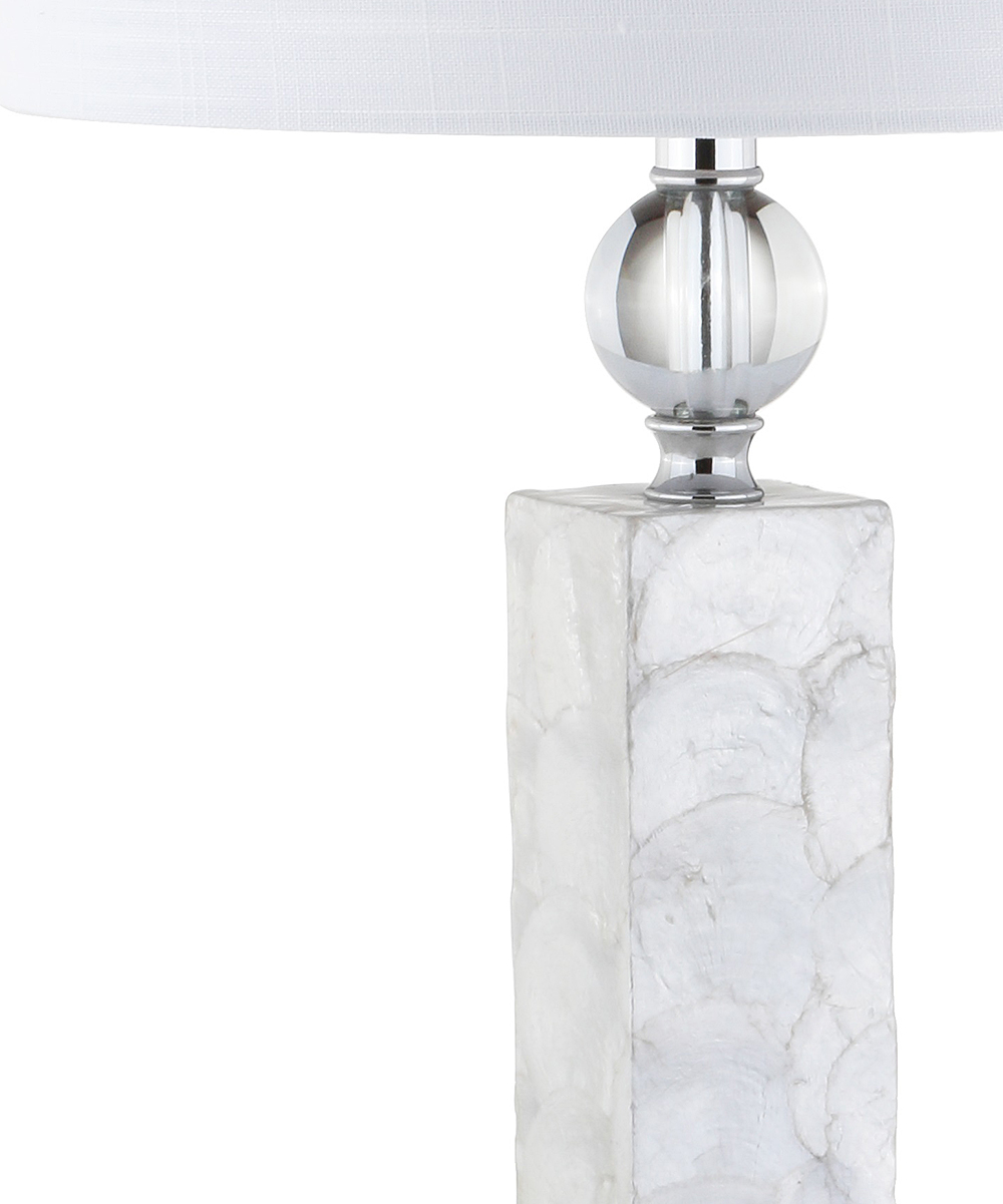 jonathan white crystal accent bailey led table lamp set two alt share pottery barn black round antique retro furniture cocktail linens contemporary outdoor narrow oval coffee