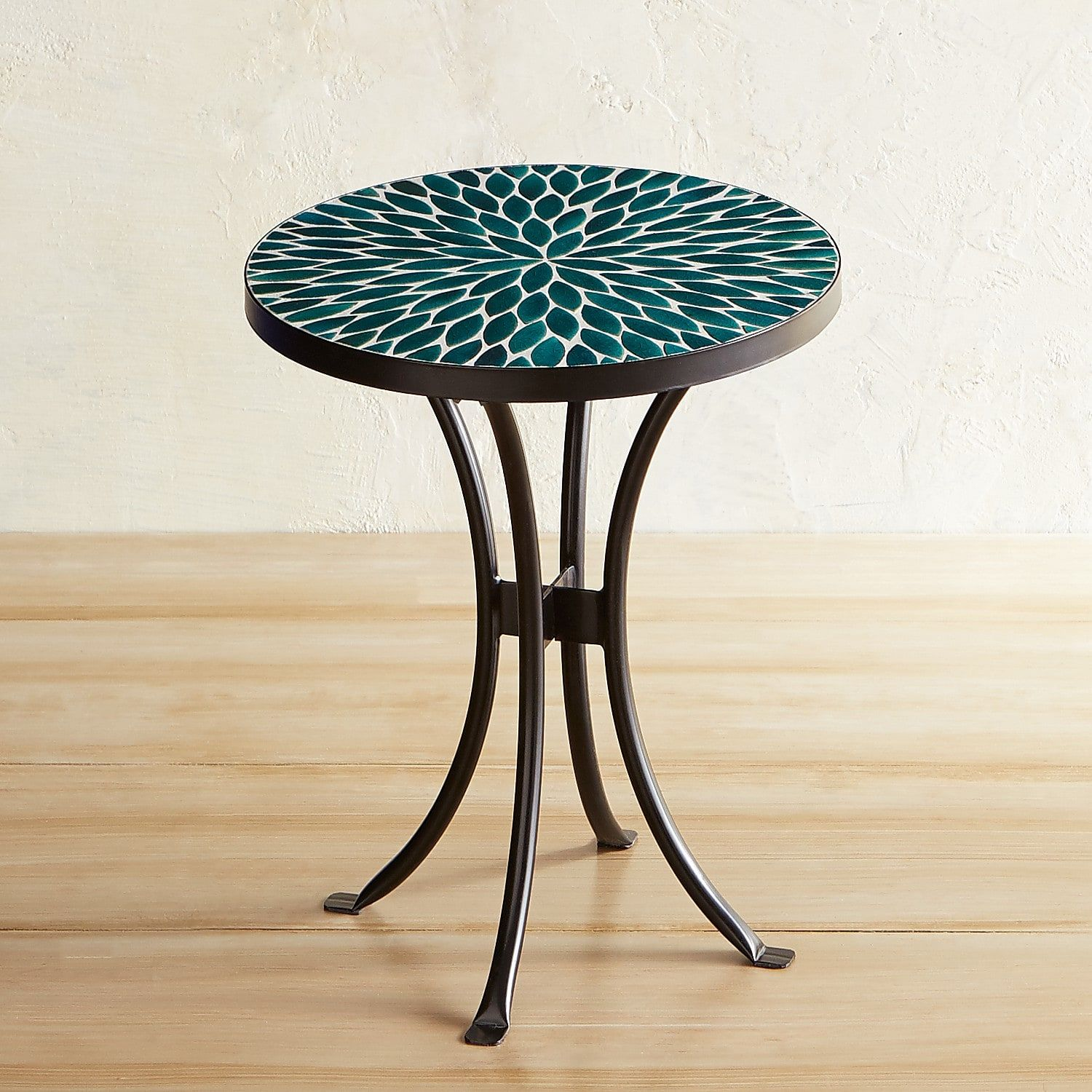 jules green pebbles mosaic accent table patio furniture coffee small modern wood dining mats cool light fixtures dale tiffany lamp black mirrored nightstand bedside wall mounted