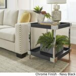 kaila modern metal accent end table nightstand inspire bold unique tables pier one christmas pillows black lamp legs ikea extra long sofa brass oriental lamps coffee bedroom sets 150x150