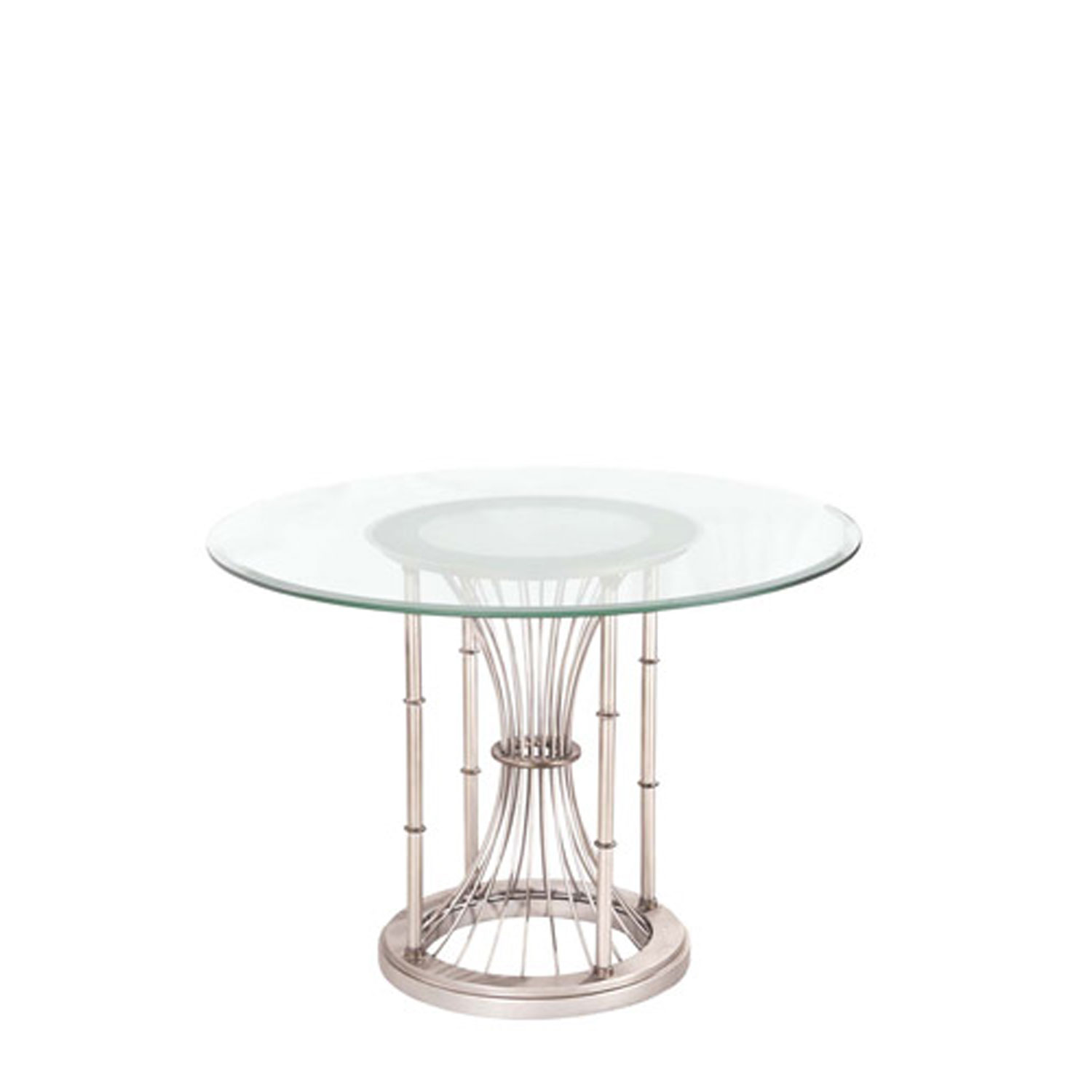 kalco lighting bal harbour pearl silver thirty inch accent table circular patio furniture black glass dining bedroom side tables high bar grey recliner wood round lamp rustic