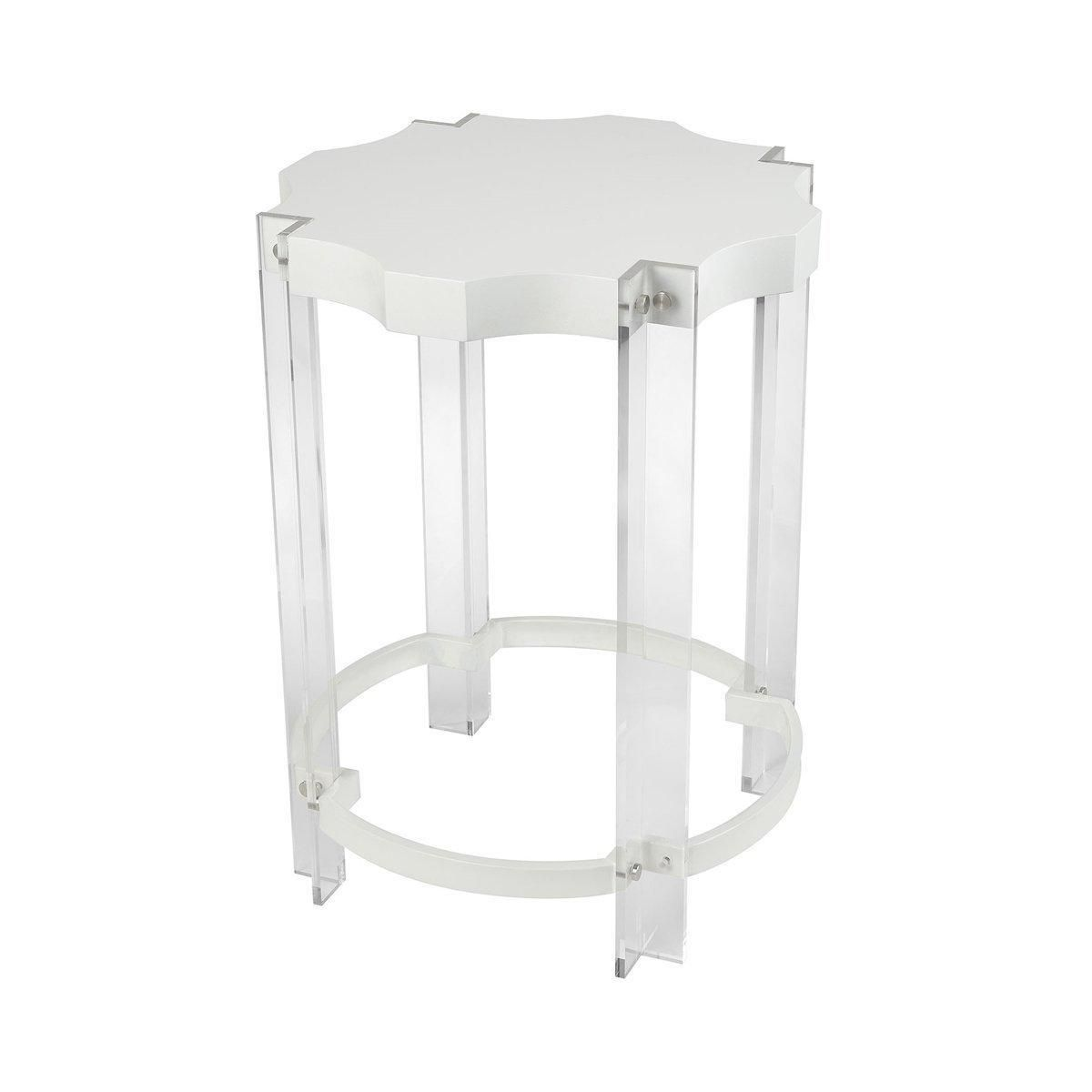kamchatka accent table sterling products white small decorative tables living spaces end nautical bedside lamps gray closeout furniture inch legs cream colored nightstand