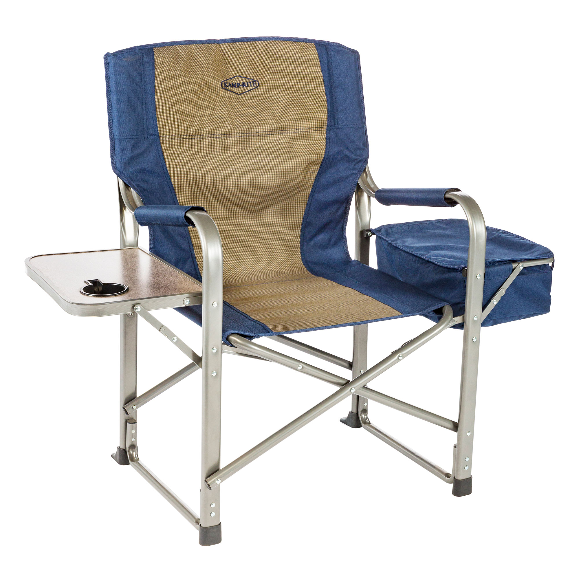 kamp rite outdoor camp folding director chair with side resource ashx table cooler kmart desk retro lounge furniture hampton bay pembrey lights brown end tables set round coffee
