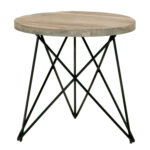 katherine accent table furniture canvas smoke gray from belleand outdoor nesting tables bar height cocktail matching nightstands large top ideas with usb ports black round cloths 150x150