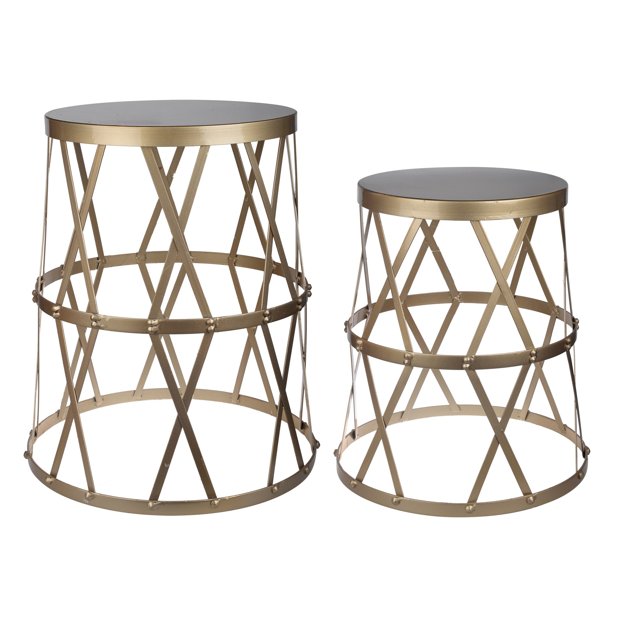 kathy urban vogue gold accent tables set free table shipping today round counter height and chairs colorful side white outdoor end decor nesting living room bronze lamp drawer