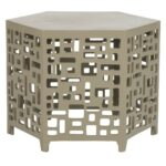 kelby end table safavieh pearl taupe products janika accent small wine cabinet mid century modern furniture reproductions west elm shelves mapex drum stool patio dining clearance 150x150
