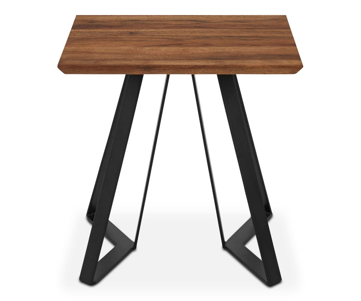 kelner end table scandinavian designs accent industrial inch bedside with wine rack underneath pier credit card round nesting tables red white cube coffee outdoor wood bench