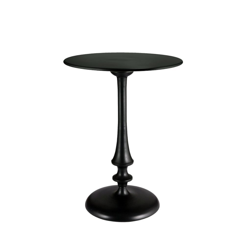 kenroy home roseclif accent table graphite bronze vanora free shipping today hand painted tables new coffee small balcony furniture sets circular garden covers black and gray end