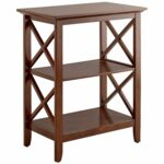 kenzie accent table mahogany brown tables owings target craigslist coffee big handmade globe lighting portland ethan allen counter stools hampton bay chaise lounge cushions slide 150x150