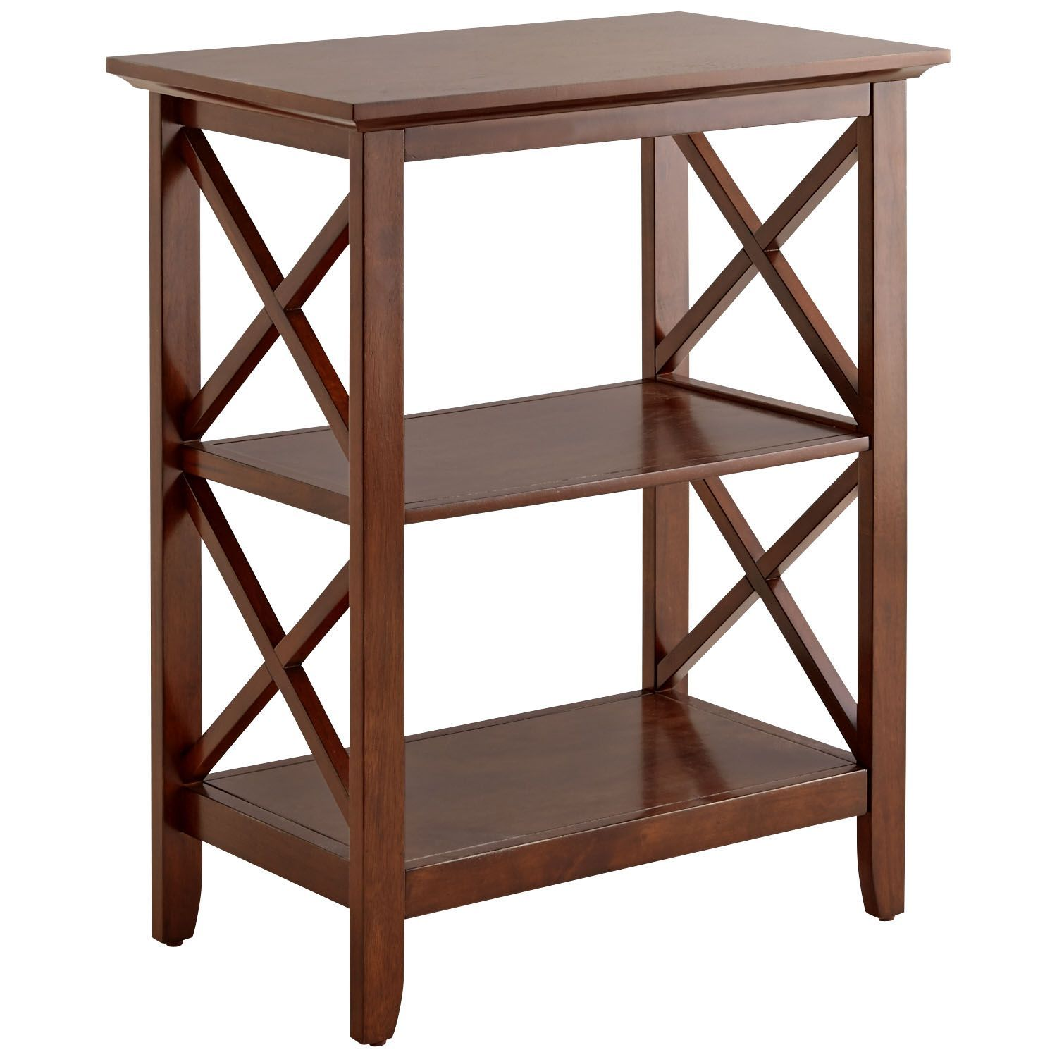kenzie accent table mahogany brown tables threshold owings glass dining and chairs clearance target console yellow pier one seat cushions extra long tuscan hills asian lamp shade
