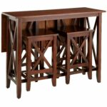 kenzie mahogany brown breakfast table set pier imports accent antique telephone black side lamp buffet cabinet target round patio chair dining for hoodie jacket outdoor furniture 150x150