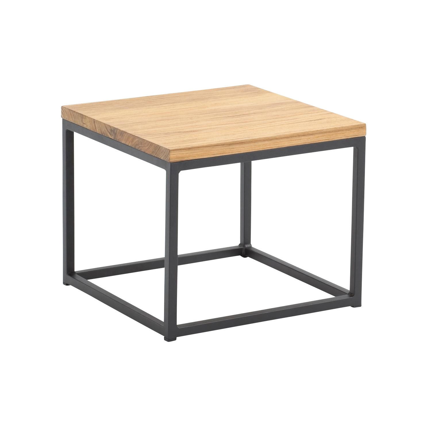 kettal landscape side table teak ambientedirect beistelltisch outdoor black top modern furniture toronto drinks cooler home goods entryway bench fold out trestle tablecloth deep
