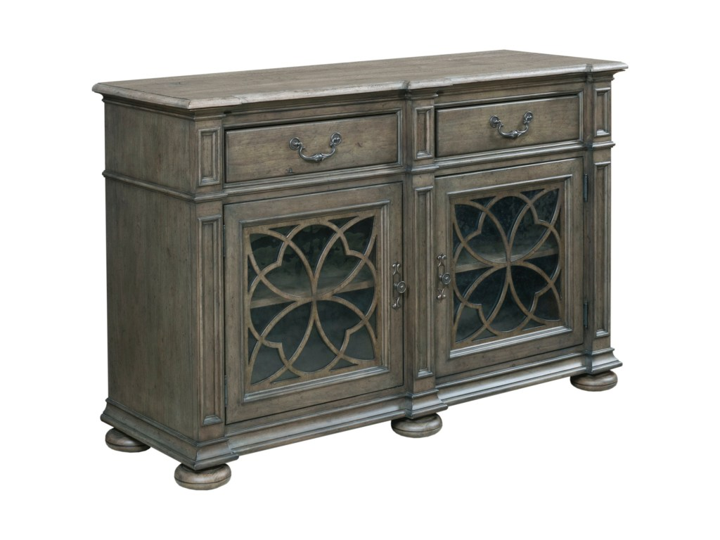 kincaid furniture greyson harper two door buffet with silverware products color round wood and metal accent table greysonharper inexpensive chairs small pine end inch wall clock