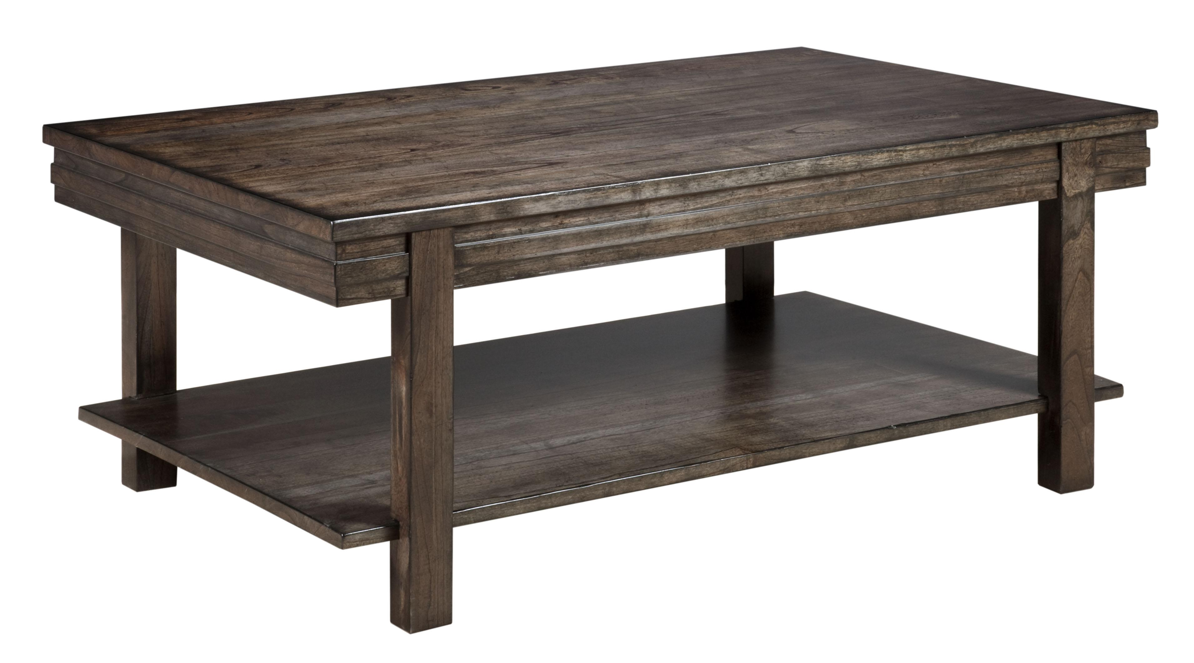 kincaid furniture montreat contemporary cantilever cocktail products color solid wood accent tables table side wicker teak bench room essentials outdoor small bedroom decorating
