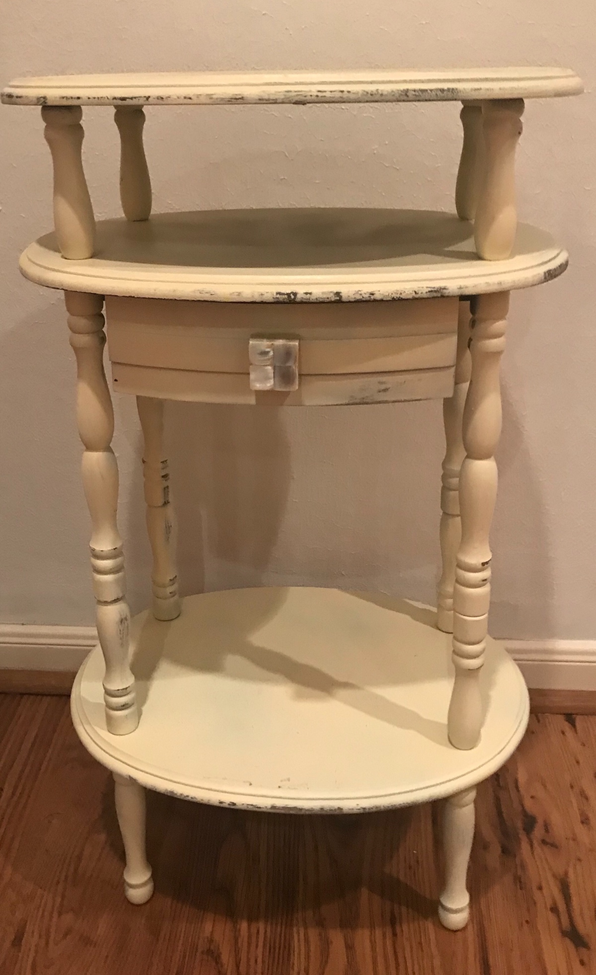 kingwood farmhouse style accent table send seller private email only the this item will able see your message subject mirrored rectangular coffee kitchen chairs black antique