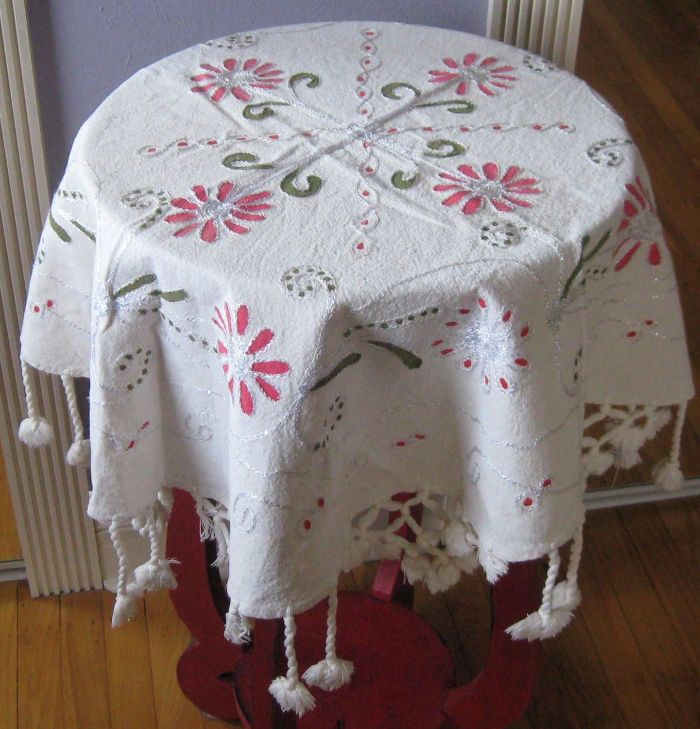 kmart tables vinyl square common lace inch for topper round plastic cotton tablecloth white small alluring patio linens inches table accent ture sizes target measure with full