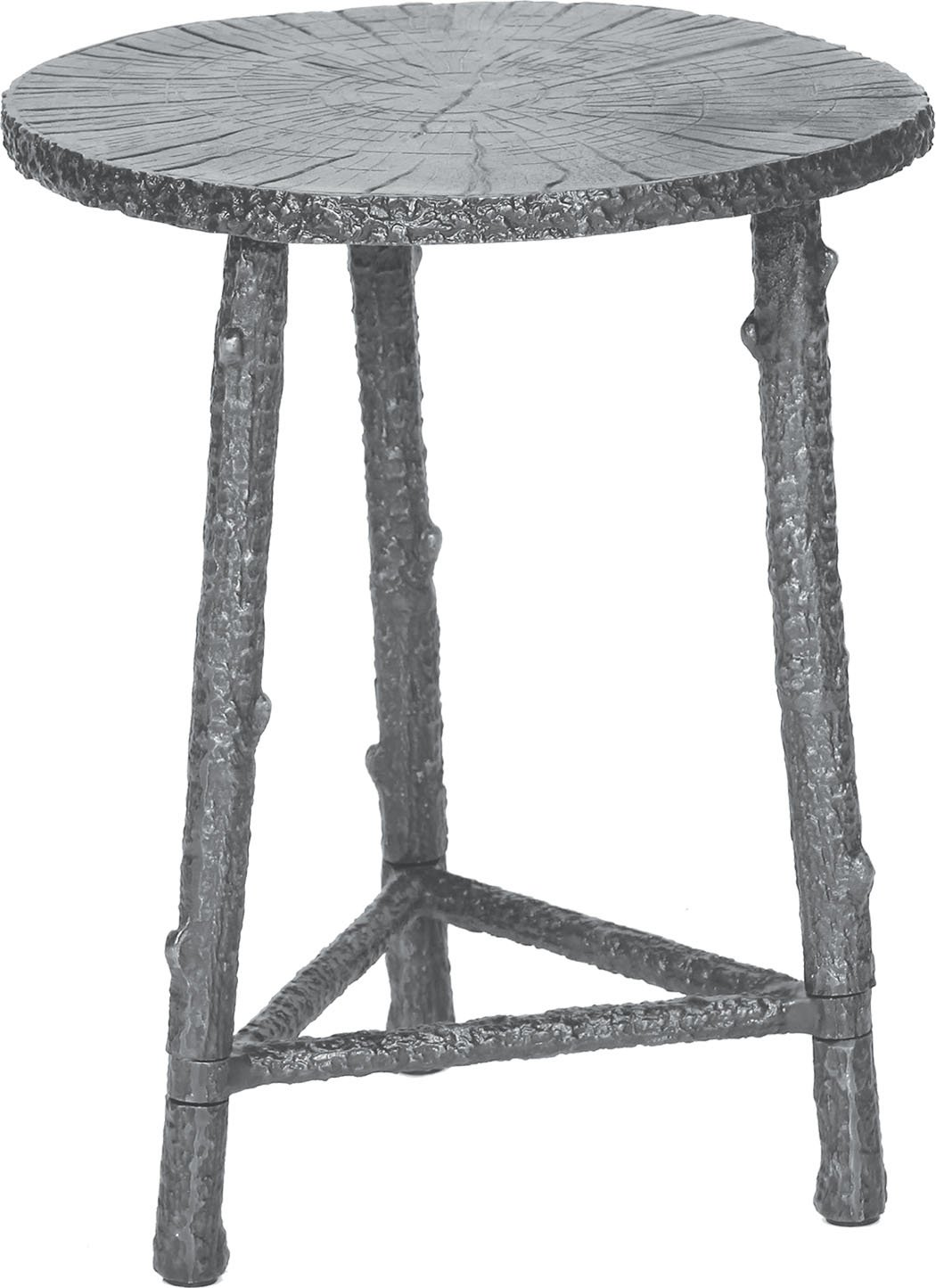 knox and harrison cast aluminum accent table kitchen dining home accents black pedestal end grey night long thin ikea standard lamps living room ornaments swing sets kidney shaped