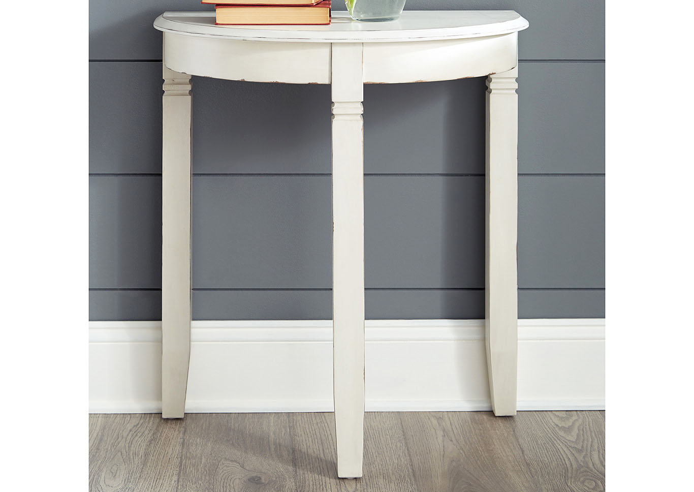 knox furniture birchatta white console table accent signature design ashley cordless bedside lights inch wood cabinet black uttermost tables vintage mahogany swing sets chinese