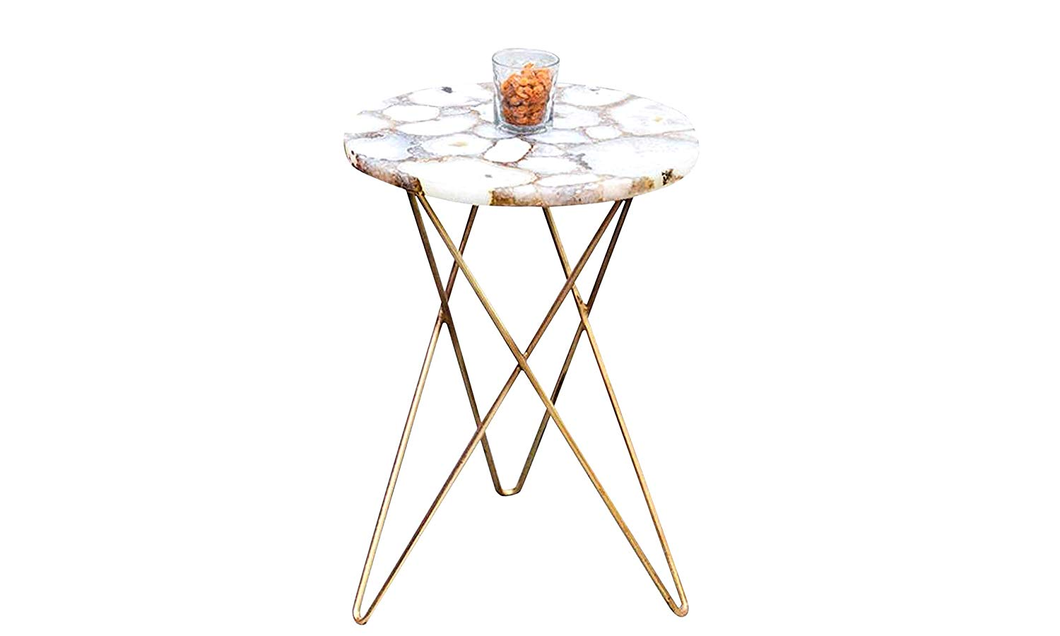 kross agate end table kitchen dining glass accent white round linens silver bedside lamps cupboards victorian side top lounge chairs leick desk outdoor coffee bunnings living room