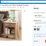 kup increase foot traffic brand blog iva boishin light brown better homes and gardens accent table multiple colors the color only difference between two items this clearly push 150x150
