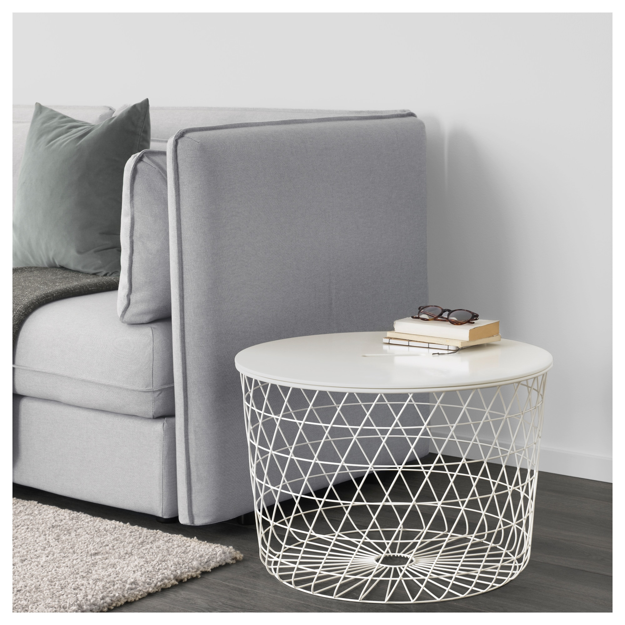 kvistbro storage table ikea wire basket accent with power strip office end patio seating unfinished wood sofa outdoor side tables home garden hardwood wooden bedside cabinets