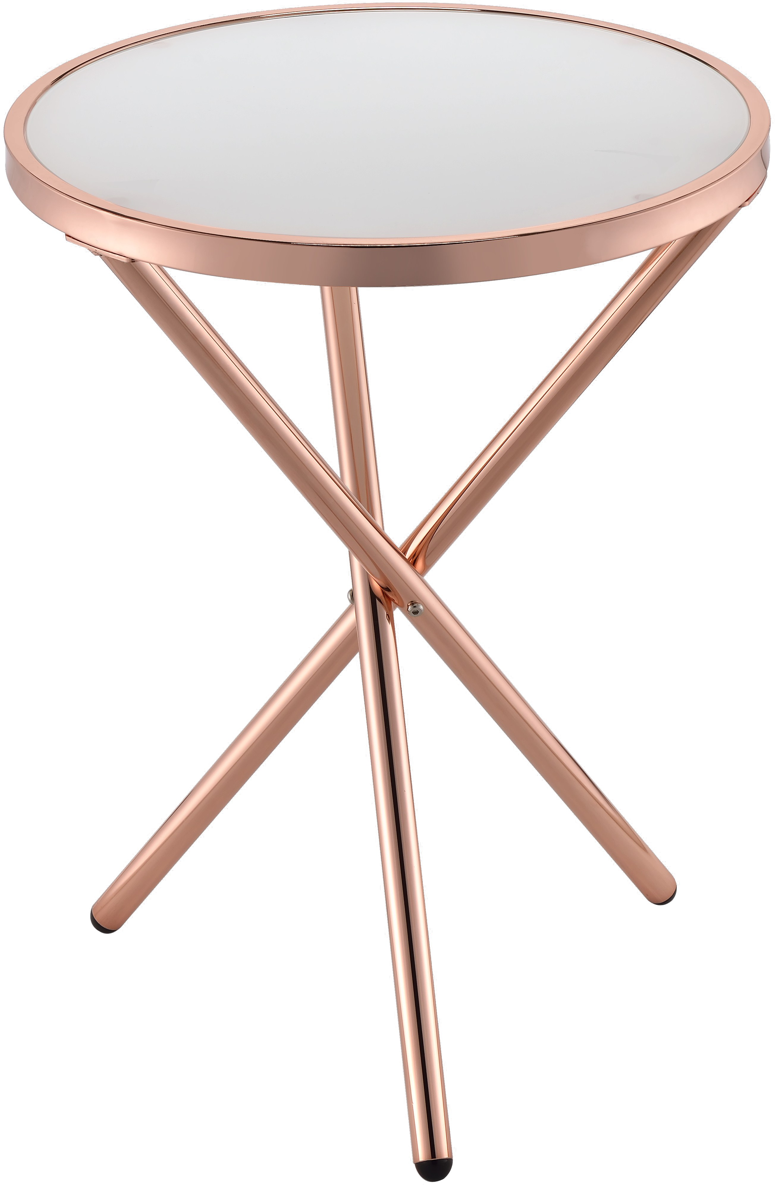 lajita rose gold accent table tables rosegold mid century modern cocktail pottery barn trunk end drop leaf folding vitra chair replica drum lamp shades concrete top outdoor gray