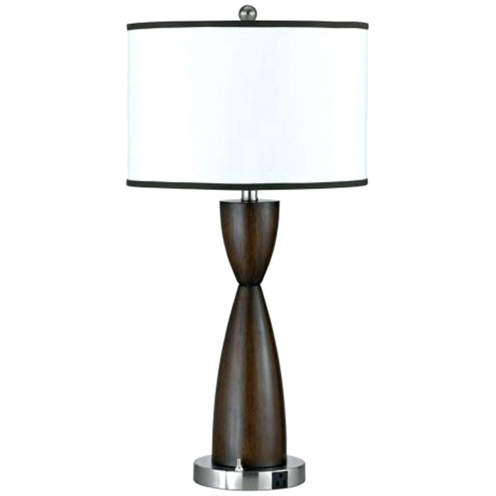 lamp nice hotel lamps with usb ports table design best desk port just arrived rely light aurora amber emergency nightstand power convenience and bulb flesner brushed steel accent