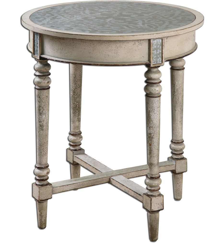 lamps uttermost jinan accent table montrez gold undefined childrens and chairs target tall bedside tables nightstands drum rack small mirrored desk inexpensive house decor pottery