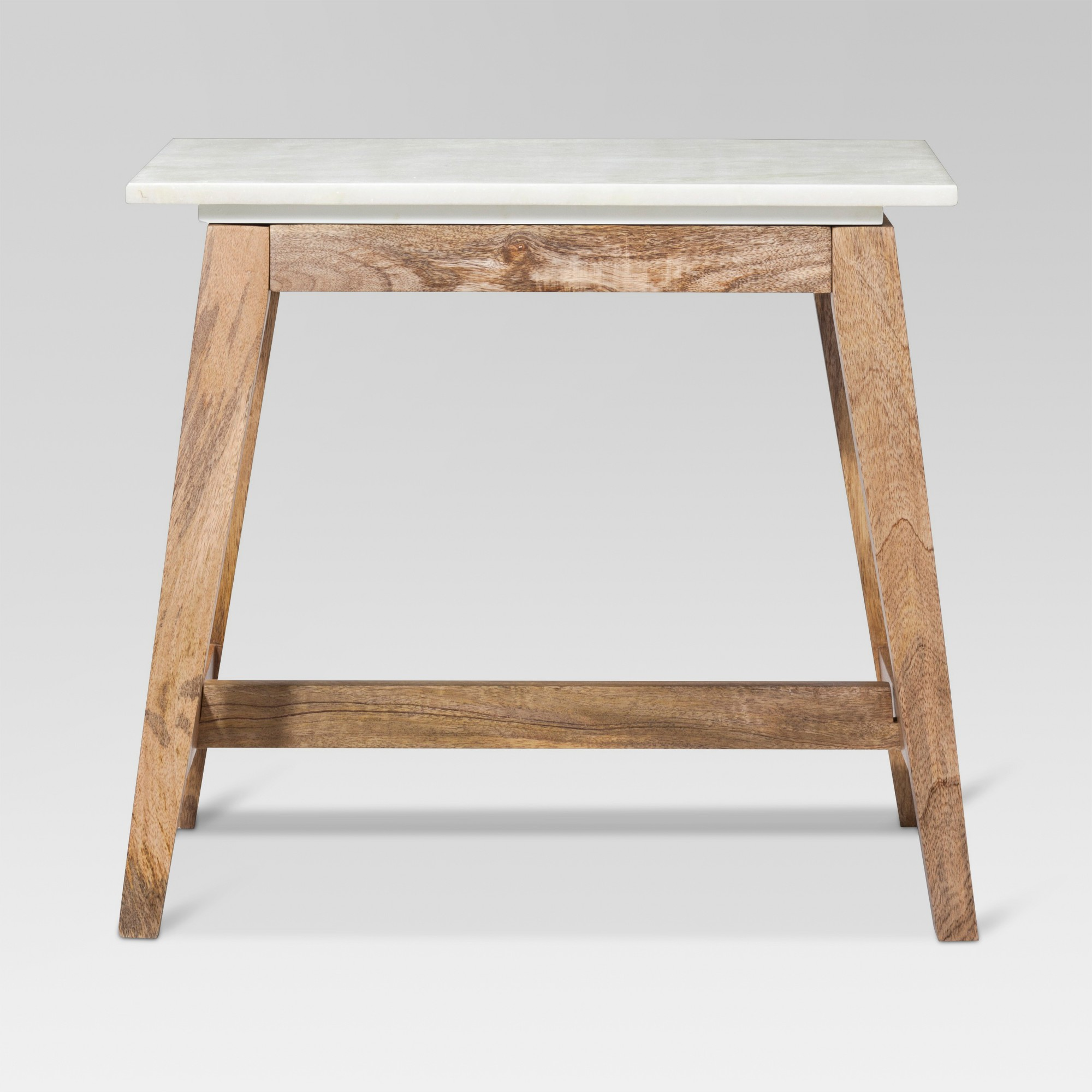 lanham accent table with marble top threshold wood mango mosaic bedside small couches for spaces tree stump end decoration ideas very pier one rattan dining set tablecloth oval