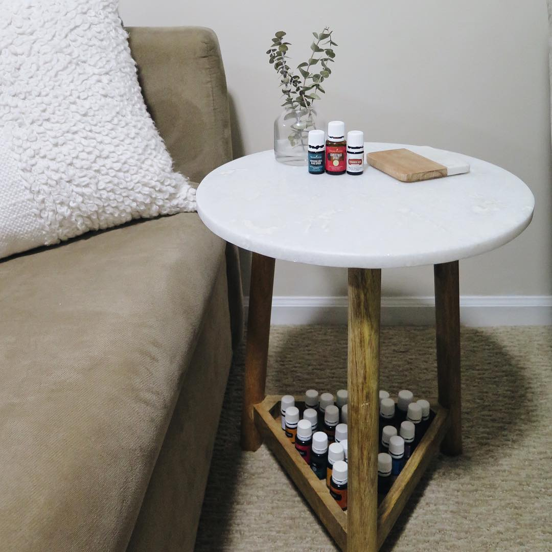 lanham marble top side table threshold target finds opalhouse simplylivingwithem mirrored dresser hardwood furniture outdoor prep behind couch bar gingham tablecloths patio