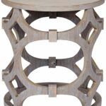 lanini gray wash round accent table lamps plus ehl antique wheels for coffee grill chef slim mirrored bedside cylinder drum knotty pine bar stools small decorative chest drawers 150x150