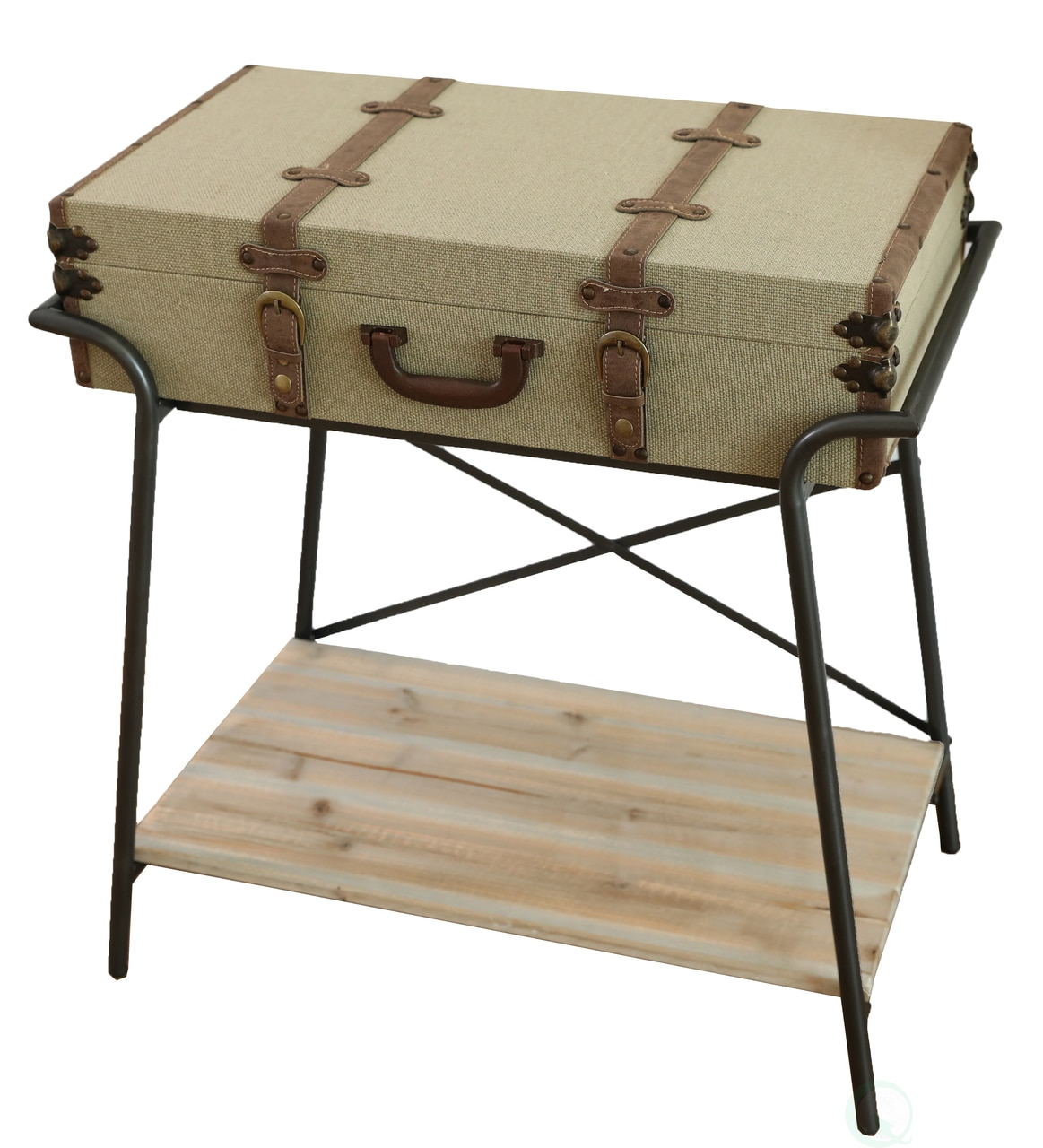 lap tray table the outrageous fun stacked trunk end ture tables vintage storage chest victorian tool pine blanket antique style accent vintiquewise center square concrete tree