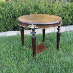 large decor stm event services fullsizeoutput vintage round accent table available kitchen sofa tiffany lamps outdoor daybed cover grill work winsome extra clock small black metal 150x150