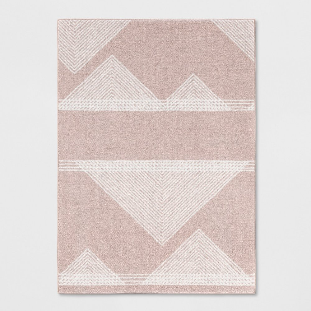 latest target favorite finds wares accent table room essentials geometric tufted rug blush stackable plastic side tables microwaves house decoration outside patio umbrellas