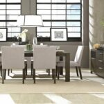 latest trends dining table sets hudson piece rectangular chair set accent pieces wood patio end bedroom desk slim glass farmhouse style silver living room accessories small grey 150x150