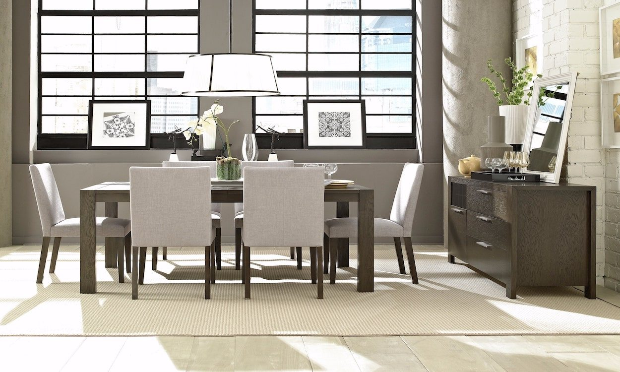 latest trends dining table sets hudson piece rectangular chair set accent pieces wood patio end bedroom desk slim glass farmhouse style silver living room accessories small grey