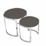 latitude run furtado piece nesting tables reviews virgil accent table silver bedroom lamps house interior ideas narrow trestle foam furniture glass coffee outdoor bistro set drum 150x150