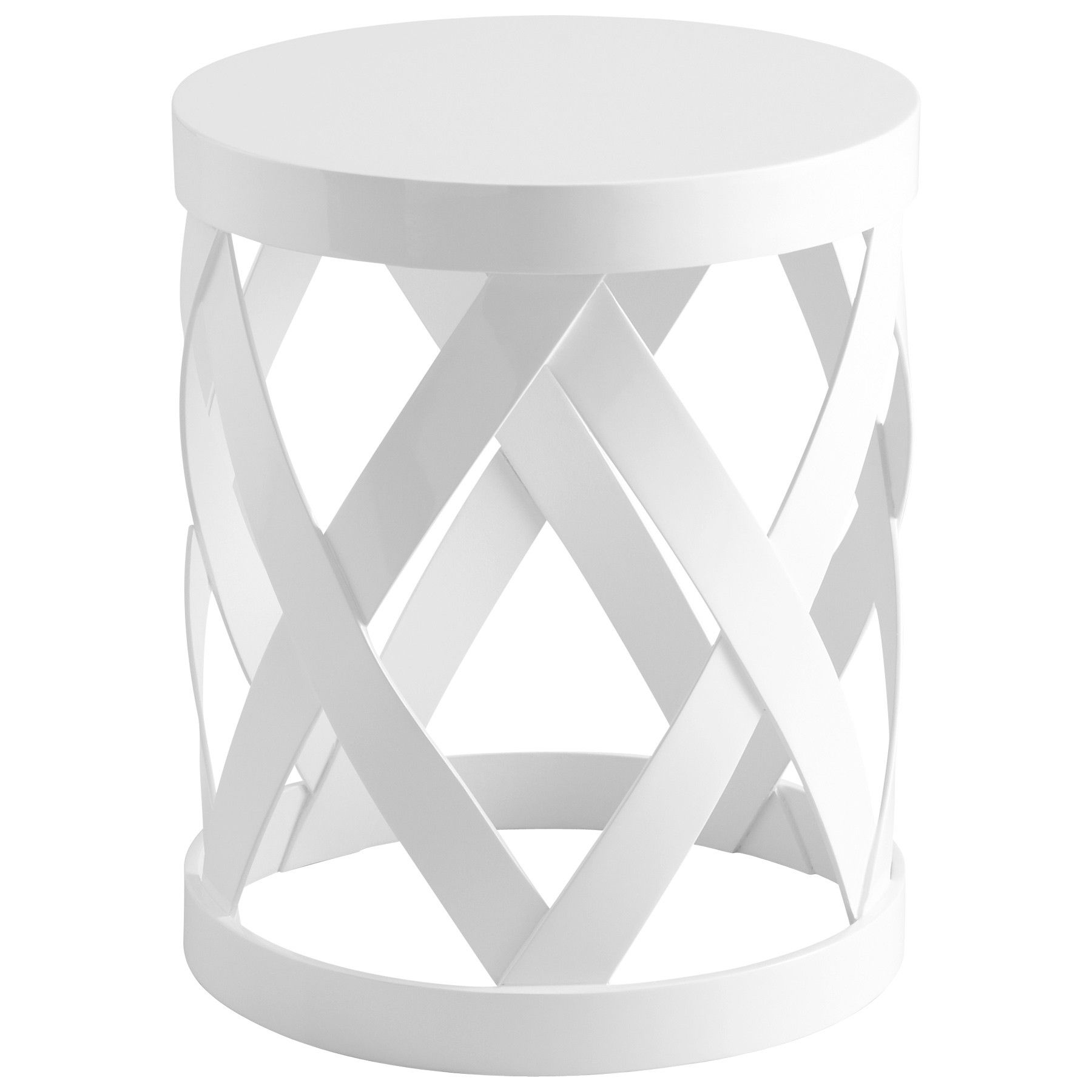 lattice drum table family room drums and white accent navy coffee pottery barn mercury glass floor lamp pub cloths sofa side ikea rose gold home accessories dining cover wall