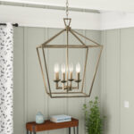 laurel foundry modern farmhouse carmen light foyer pendant metal accent table reviews single barn door classic furniture reproductions large floor mirror pier one vanity target 150x150
